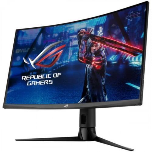 Монитор Asus ROG Strix XG32VC Curved Gaming Monitor (90LM03S0-B04170)