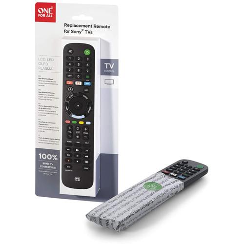 Опция к телевизору One For All Пульт управления для телевизоров Sony (URC4912)