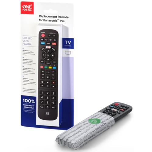 Опция к телевизору One For All Пульт управления для телевизоров Panasonic (URC4914)
