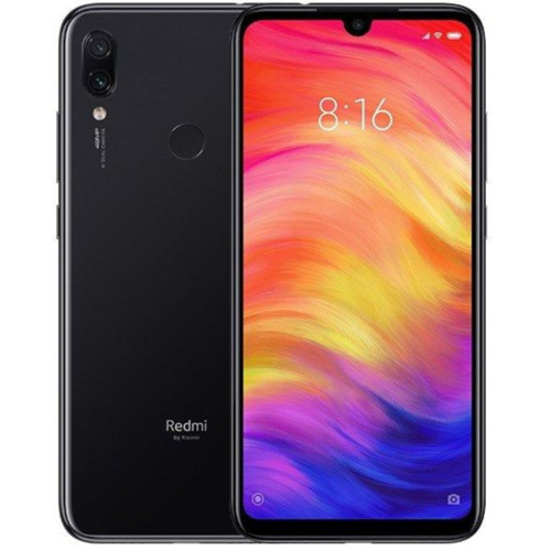 Смартфон Xiaomi Redmi 7 64GB Eclipse Black (X22763)