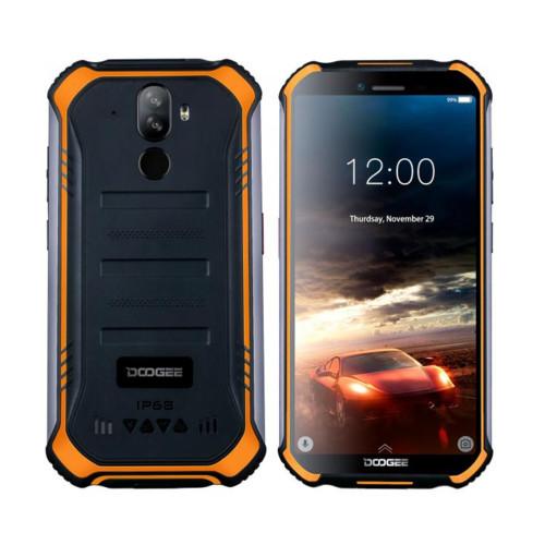Смартфон Doogee S40 32GB Fire Orange (S40_Fire Orange)