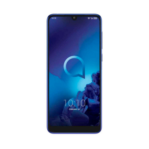Смартфон Alcatel-Lucent 5053K 3 (2019) - Blue (5053K-2BALRU2)