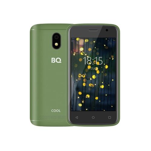 Смартфон BQ 4001G Cool Dark Green (BQ-4001G Cool Тёмно-зелён)