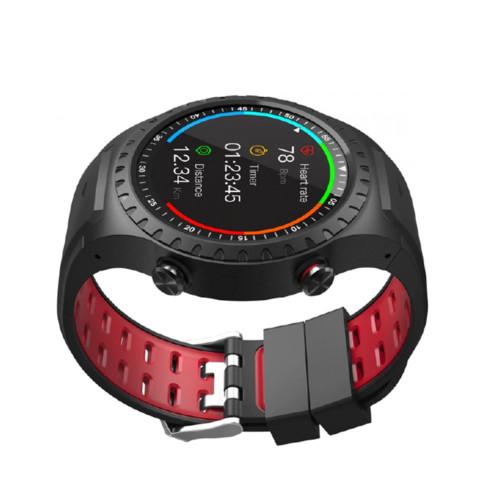 G-SM02BLKR BLACK/RED