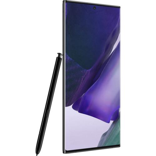 Смартфон Samsung Galaxy Note 20 Ultra 256Gb 8Gb Black (SM-N985FZKGSER)