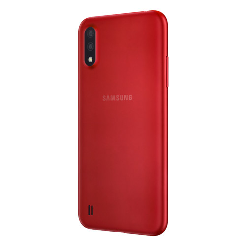 Смартфон Samsung Galaxy A01 16GB Core Red (Samsung SM-A013F/DS red)