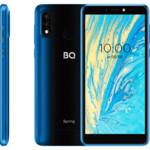 Смартфон BQ 5740G Spring синий