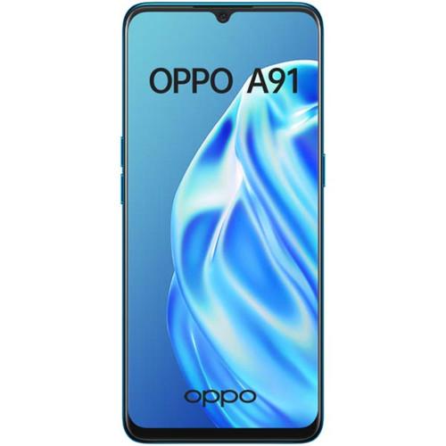 Мобильный телефон Oppo A91 Blazing Blue (CPH2001)