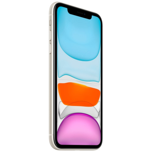 Смартфон Apple iPhone 11 128GB White (MHDJ3RM/A)