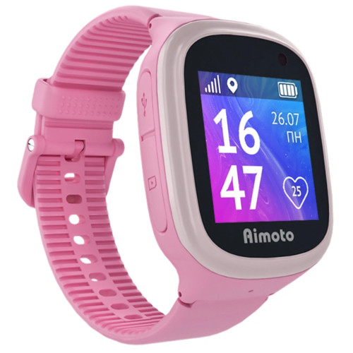 Aimoto Детские часы  Aimoto Start 2 розовые (9900201)