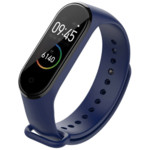 Xiaomi Mi Smart Band 4 blue strap black