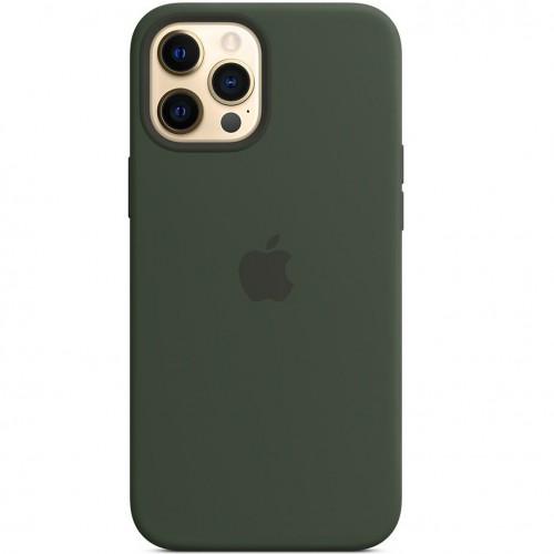 Аксессуары для смартфона Apple Силиконовый чехол MagSafe для IPhone 12 Pro Max (MHLC3ZE/A)