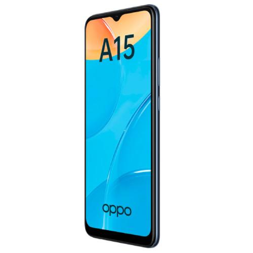 Смартфон Oppo A15 Black (A15 Black (CPH2185))