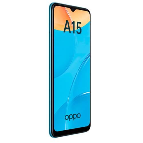 Смартфон Oppo A15 Blue (A15 Blue (CPH2185))