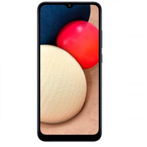 Смартфон Samsung Galaxy A02s 32Gb 3Gb синий (SM-A025FZBESER)