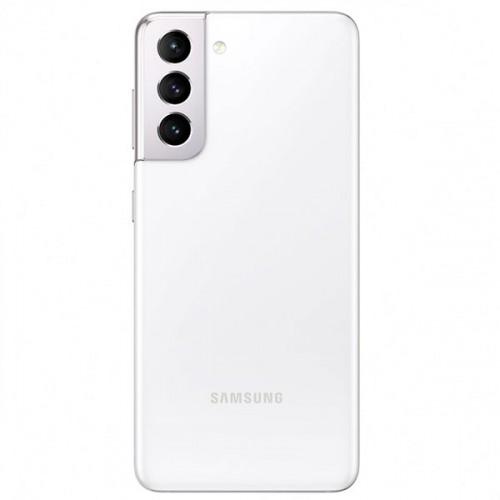 Смартфон Samsung Galaxy S21 256Gb 8Gb белый (SM-G991BZWGSER)
