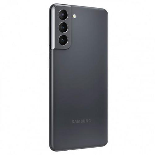 Смартфон Samsung Galaxy S21 256Gb 8Gb серый (SM-G991BZAGSER)