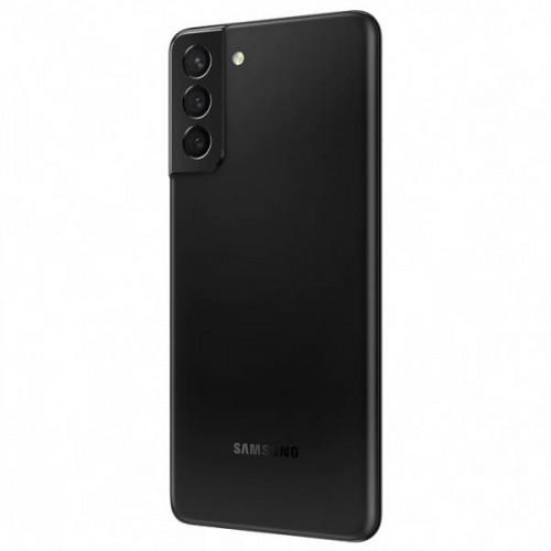Смартфон Samsung Galaxy S21+ 256GB (Black) (SM-G996BZKGSER)