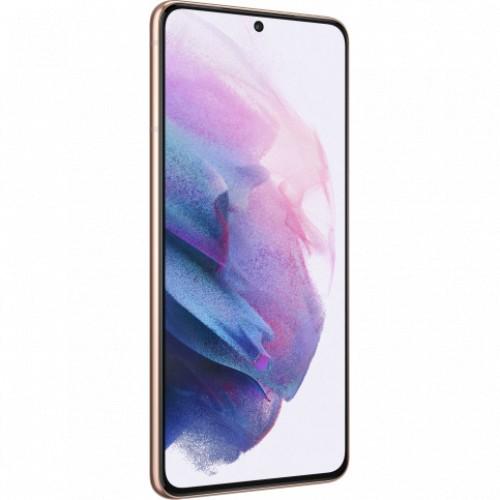 Смартфон Samsung Galaxy S21 256GB, Фиолетовый (SM-G991BZVGSER)