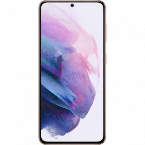 Смартфон Samsung Galaxy S21 Фиолетовый (SM-G991BZVDSER)