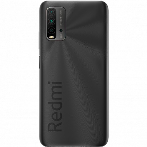 Смартфон Xiaomi Redmi 9T 128ГБ Carbon Gray (31181)