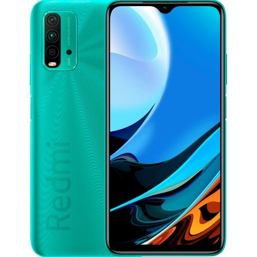 Смартфон Xiaomi Redmi 9T 64ГБ Ocean Green (31186)
