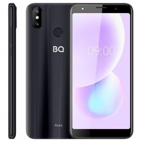 Мобильный телефон BQ 6022G Aura Black vibes (86187650)