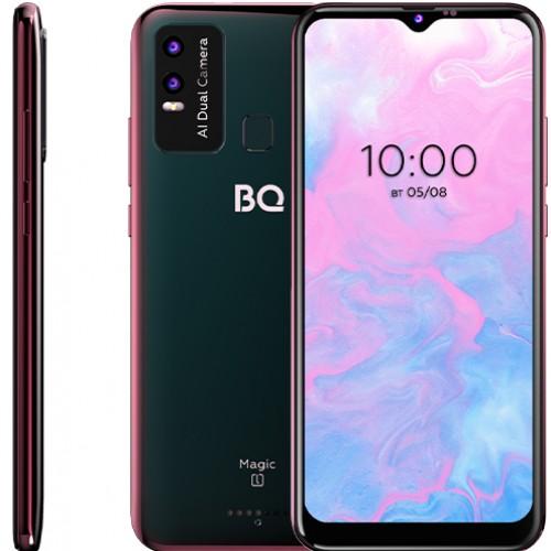 Мобильный телефон BQ 6042L Magic E Wine Red (86184433)