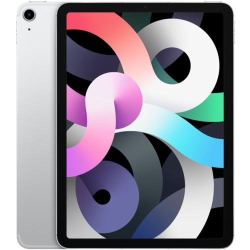 Планшет Apple 10.9-inch iPad Air Wi-Fi + Cellular 256GB - Silver (MYH42RK/A)