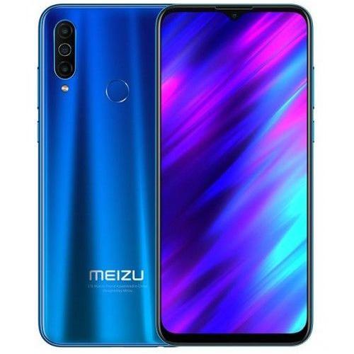 Смартфон MEIZU M10 3+32GB blue ((M918Н))