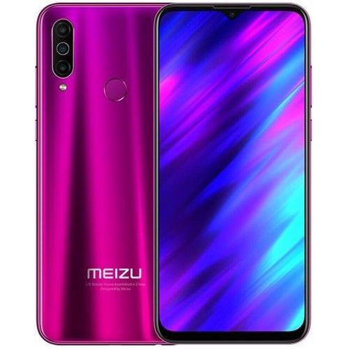 Смартфон MEIZU M10 3+32GB red ((M918H))