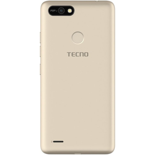 Смартфон TECNO POP 2F 1/16 Champagne Gold (B1F-GOLD)