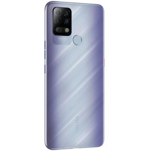 Смартфон TECNO POVA 6/128 (LD7) Purple (LD7-PUR)