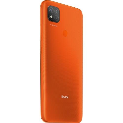 Смартфон Xiaomi Redmi 9C 64ГБ Sunrise Orange (29802)