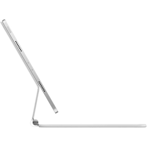 Аксессуары для смартфона Apple Чехол-клавиатура Magic Keyboard for iPad Pro 11-inch (3rd generation) and iPad Air (4th generation) - Russian - White (MJQJ3RS/A)