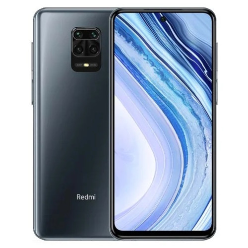 Смартфон Xiaomi Redmi Note 10s 6/64GB Onyx Gray (1322247)