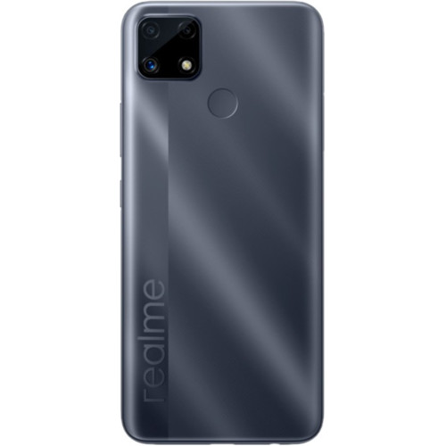 Смартфон REALME C25 4+64BG black (rmx3191 black)