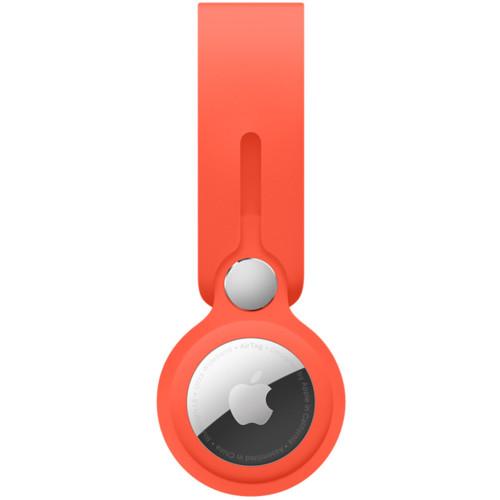 Аксессуары для смартфона Apple AirTag Loop - Electric Orange (MK0X3ZM/A)