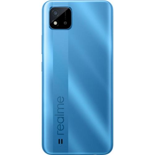 Смартфон REALME C11 2+32GB blue (RMX 3231blue)