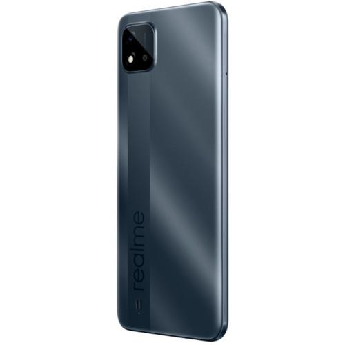Смартфон REALME C21Y 4/64Gb black (RMX 3261black)