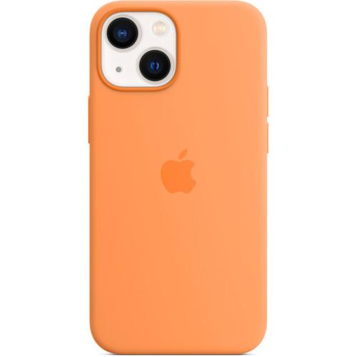 Аксессуары для смартфона Apple Чехол iPhone 13 mini Silicone Case with MagSafe - Marigold (MM1U3ZM/A)