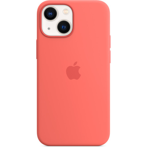 Аксессуары для смартфона Apple Чехол iPhone 13 mini Silicone Case with MagSafe - Pink Pomelo (MM1V3ZM/A)