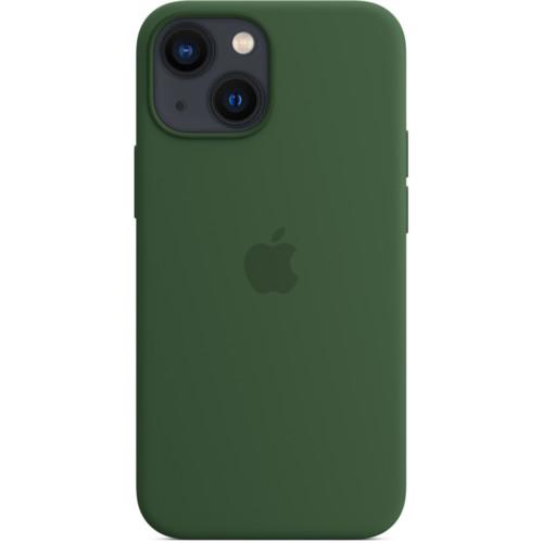 Аксессуары для смартфона Apple Чехол iPhone 13 mini Silicone Case with MagSafe - Clover (MM1X3ZM/A)