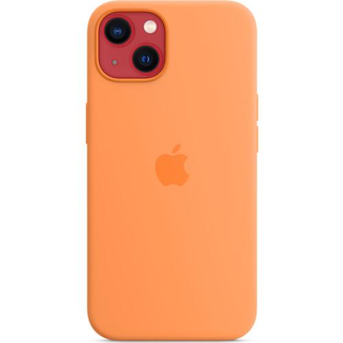 Аксессуары для смартфона Apple Чехол iPhone 13 Silicone Case with MagSafe – Marigold (MM243ZM/A)