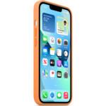 Аксессуары для смартфона Apple Чехол iPhone 13 Silicone Case with MagSafe – Marigold
