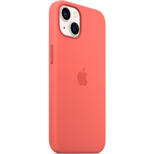 Аксессуары для смартфона Apple Чехол iPhone 13 Silicone Case with MagSafe – Pink Pomelo (MM253ZM/A)