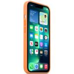 Аксессуары для смартфона Apple Чехол iPhone 13 Pro Silicone Case with MagSafe – Marigold