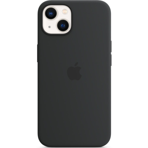 Аксессуары для смартфона Apple Чехол iPhone 13 Silicone Case with MagSafe – Midnight (MM2A3ZM/A)