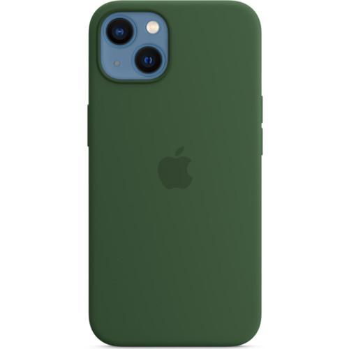 Аксессуары для смартфона Apple Чехол iPhone 13 Silicone Case with MagSafe – Clover (MM263ZM/A)