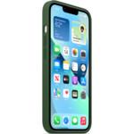 Аксессуары для смартфона Apple Чехол iPhone 13 Silicone Case with MagSafe – Clover